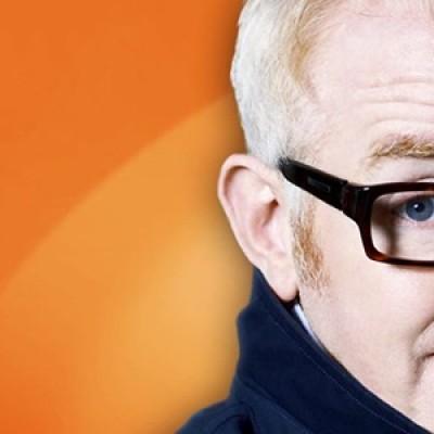 "Chris Evans na BBC Radio 2: ""Songs Of Experience"" está pronto!"