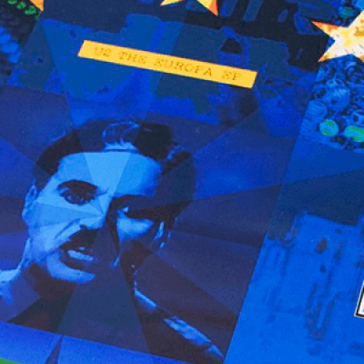 "Vinil ""U2: The Europa EP"" é lançado no Record Store Day"