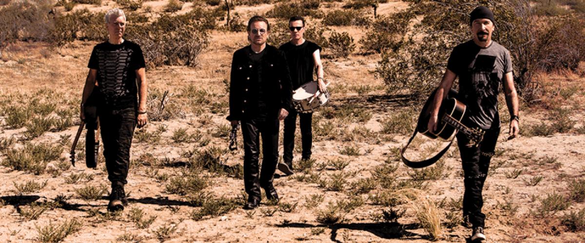 The Joshua Tree Tour 2019 é a nova turnê do U2