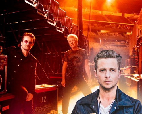 U2 vai trabalhar no novo álbum em breve, diz Ryan Tedder