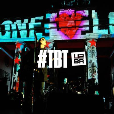 #TBT: 10 anos do show no Portão de Brandemburgo