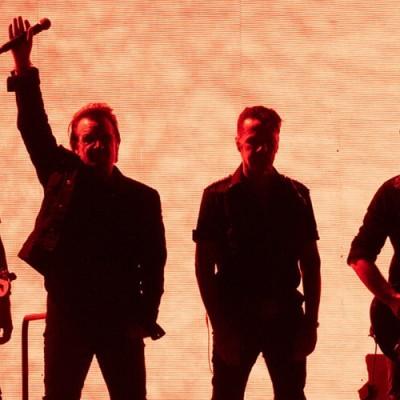 U2 fatura $73,8 milhões com a The Joshua Tree Tour 2019