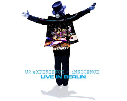 DVD da e+i Tour é o novo brinde para assinantes do U2.com