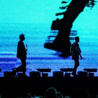 U2 é a primeira banda a usar energia à hidrogênio em um show