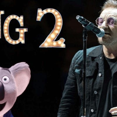 """Bono emprestará voz à personagem na animação """"Sing 2"""""""