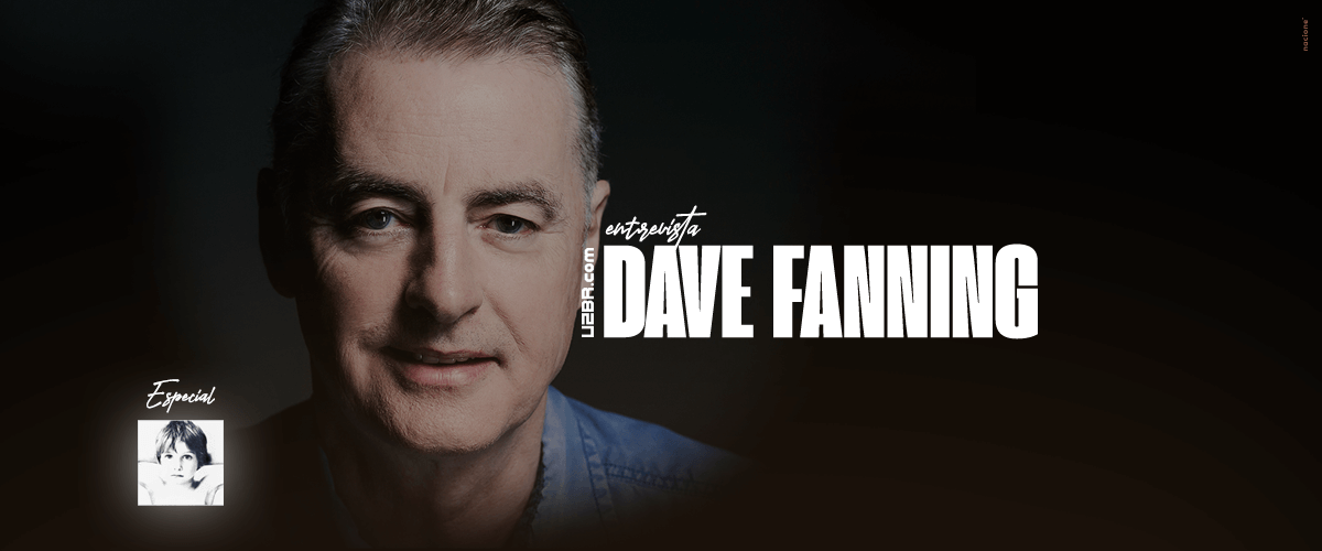 U2BR entrevista: Dave Fanning