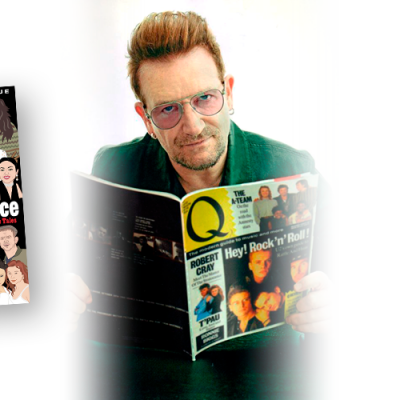 Bono compartilha suas últimas experiências à Q Magazine