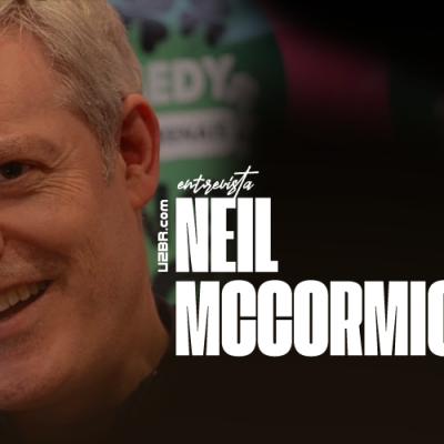 U2BR entrevista: Neil McCormick