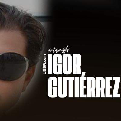 U2BR entrevista: Igor Gutierrez