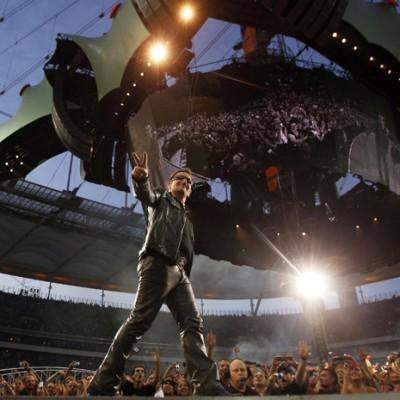 2010/2011: O mundo recebe a 360º Tour