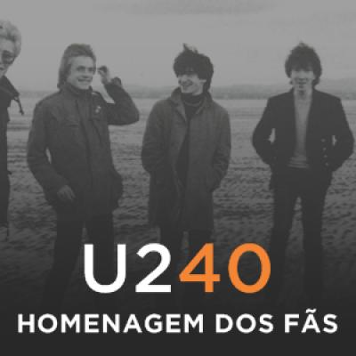 VÍDEO: Fãs do mundo todo prestam homenagem aos 40 anos do U2
