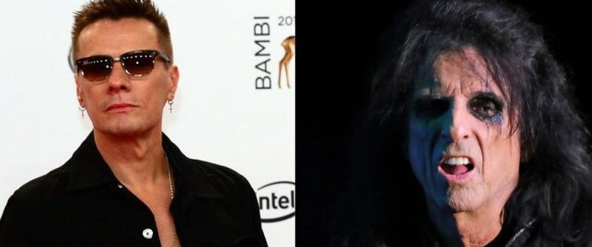 Larry Mullen Jr. estará presente no novo álbum de Alice Cooper
