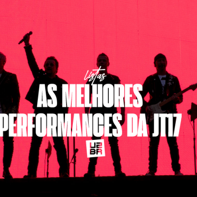 As 10 melhores performances da turnê The Joshua Tree 2017