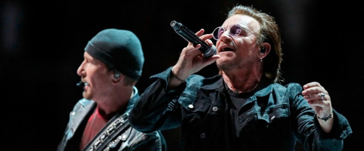 U2 temeu o pior: a história da noite em que Bono perdeu a voz
