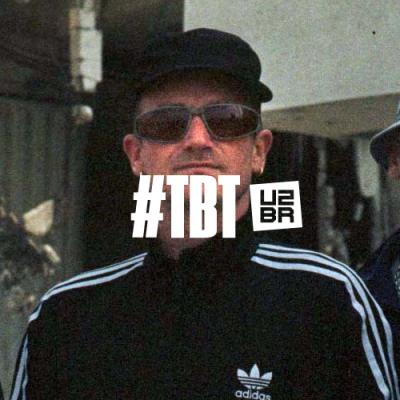 #TBT: U2 no pós-guerra em Sarajevo