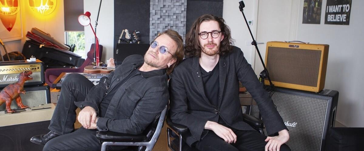 Bono fala sobre o próximo álbum em podcast com Hozier