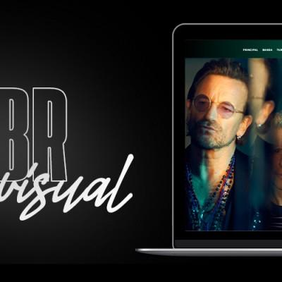 U2BR lança novo site em parceria com a Nacione Branding