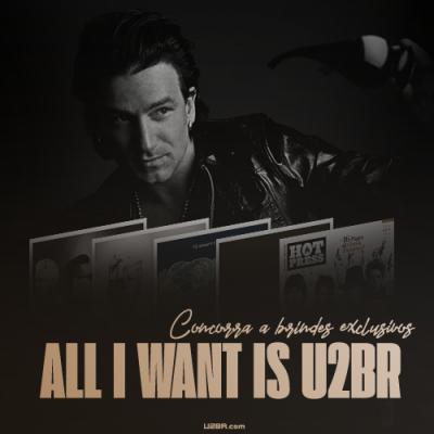 CONCURSO: All I Want Is U2BR