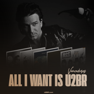 VENCEDORES: Concurso – All I Want Is U2BR