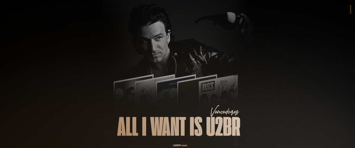 VENCEDORES: Concurso – All I Want Is U2BR