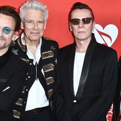 U2 está entre os artistas mais bem pagos da década