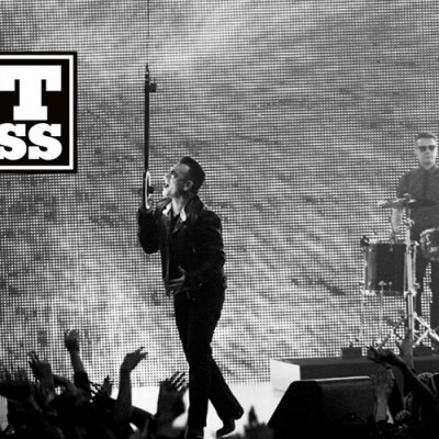 U2 concorre em 5 categorias na enquete da Hot Press