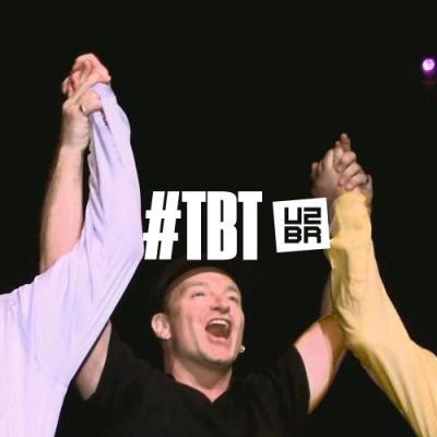 #TBT: Quando o U2 uniu a Irlanda do Norte