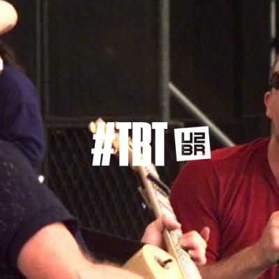 #TBT: Quando o U2 apoiou a independência do Tibete