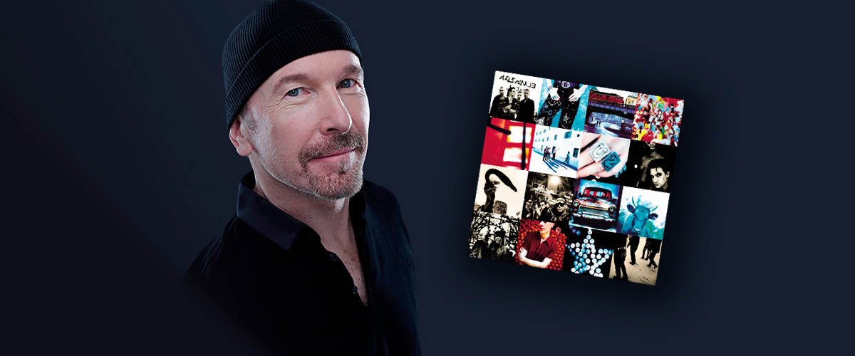 "Edge sobre tocar o ""Achtung Baby"" na íntegra: ""Está na minha lista"""