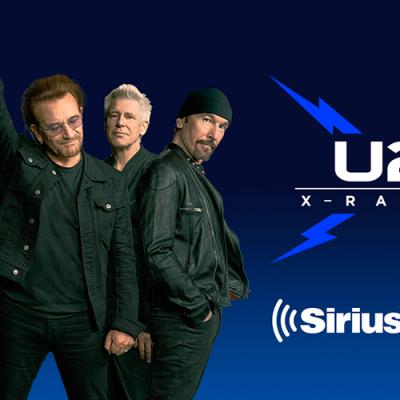 U2 X-Radio será lançada amanhã com programação exclusiva
