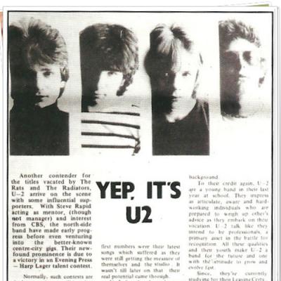 Especial Boy 40: A primeira menção em uma revista