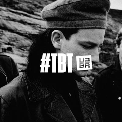#TBT: Quando o U2 fotografou por castelos em ruínas