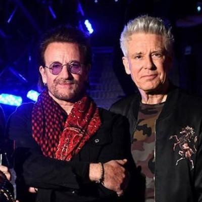 U2 doa $1,5 milhão para indústria de eventos ao vivo