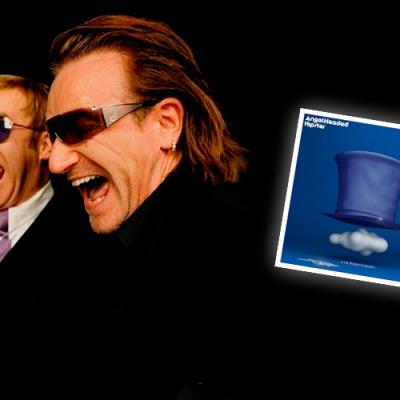 Estreia a nova colaboração do U2 e Elton John