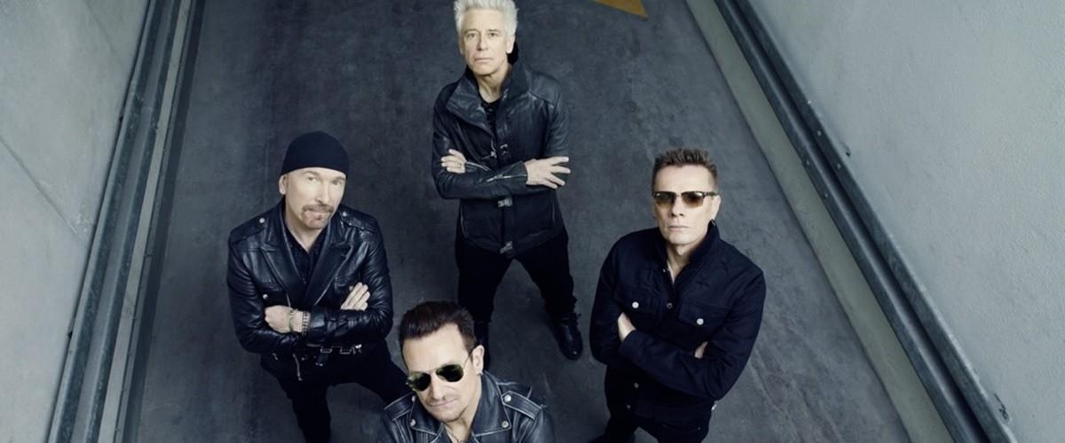 U2 anuncia o relançamento de seu canal no Youtube