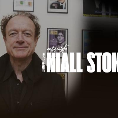 U2BR entrevista: Niall Stokes