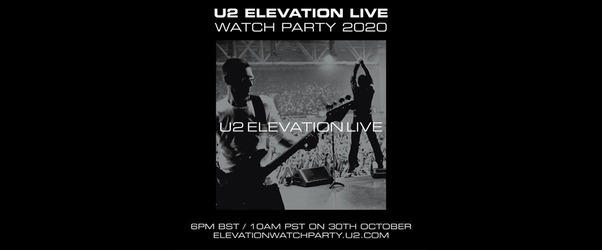 The Edge e Adam irão responder perguntas dos fãs em live da Elevation