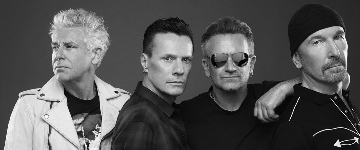 U2 concorre em 4 categorias na enquete anual da Hot Press