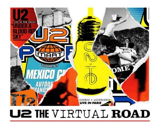 U2 irá transmitir série de shows remasterizados no YouTube