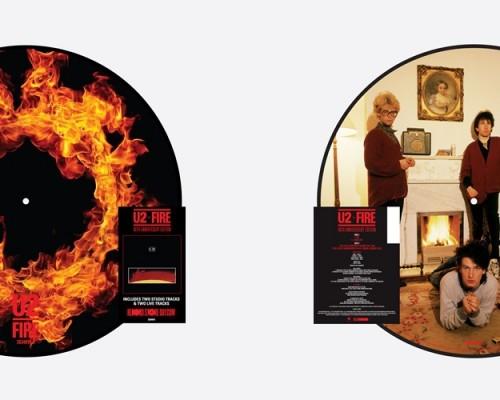 """Vinil de """"Fire"""" será relançado no Record Store Day"""