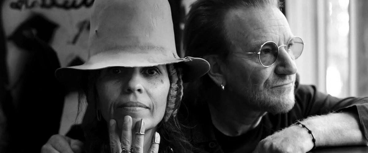 """Bono colabora em nova música para o documentário """"Citizen Penn"""""""