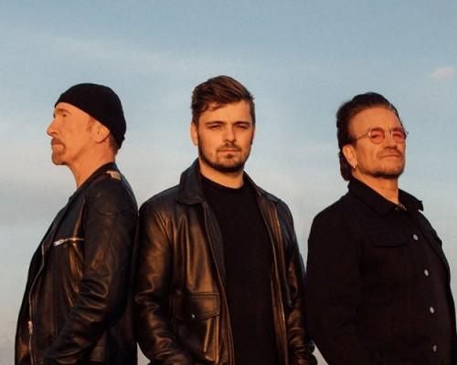 Lançada música oficial da Eurocopa 2020 com Bono e The Edge