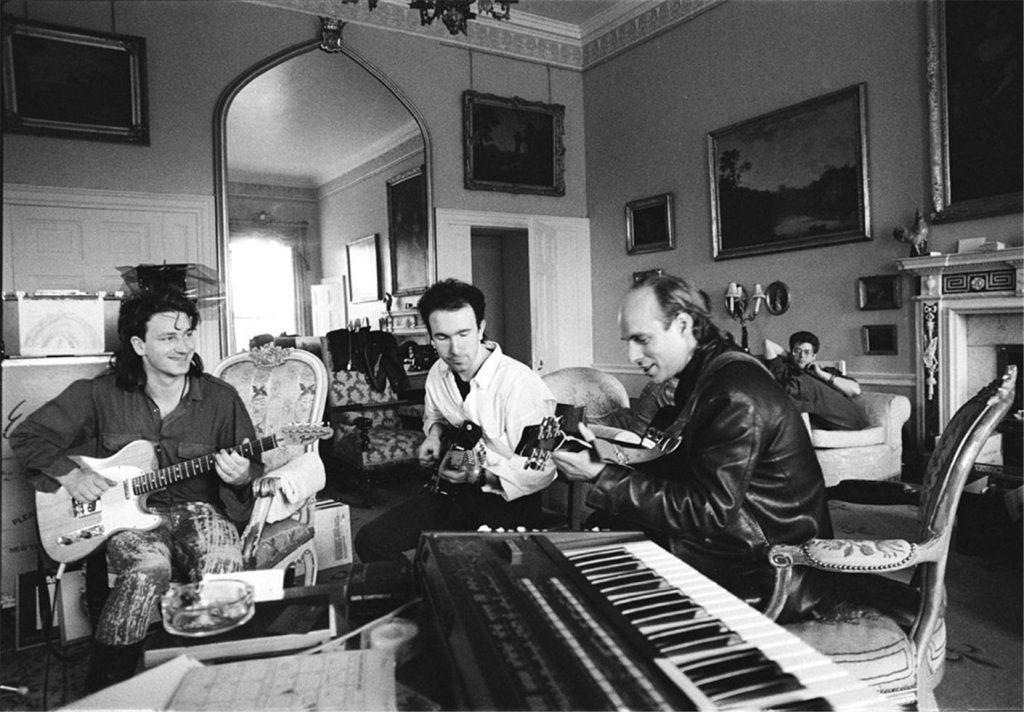 U2 Eno 1985